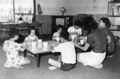 児童室・学童保育室